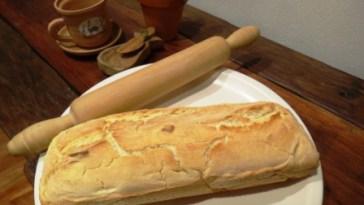 Pan de campo sin gluten