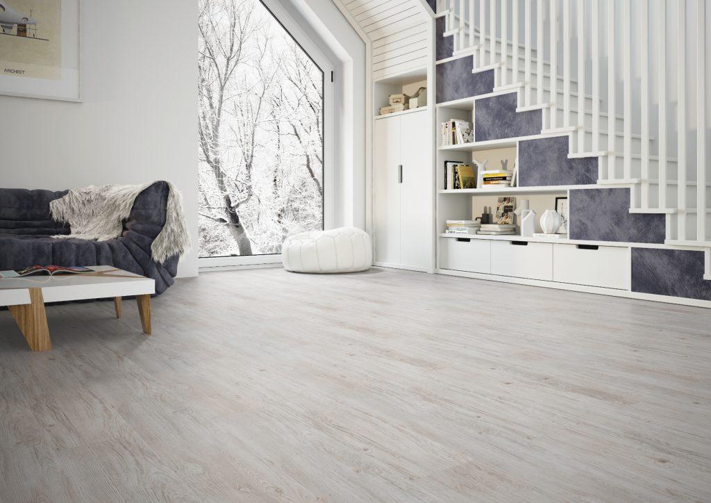 wood floors or wood like tiles see