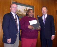 Carmen Solis Pratt Recipient 2003