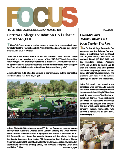 FoundationFocus_2013