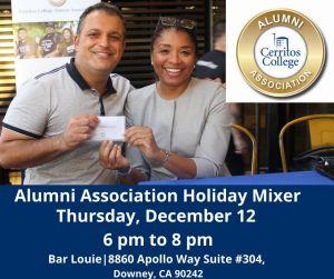 Alumni Association Holiday Mixer