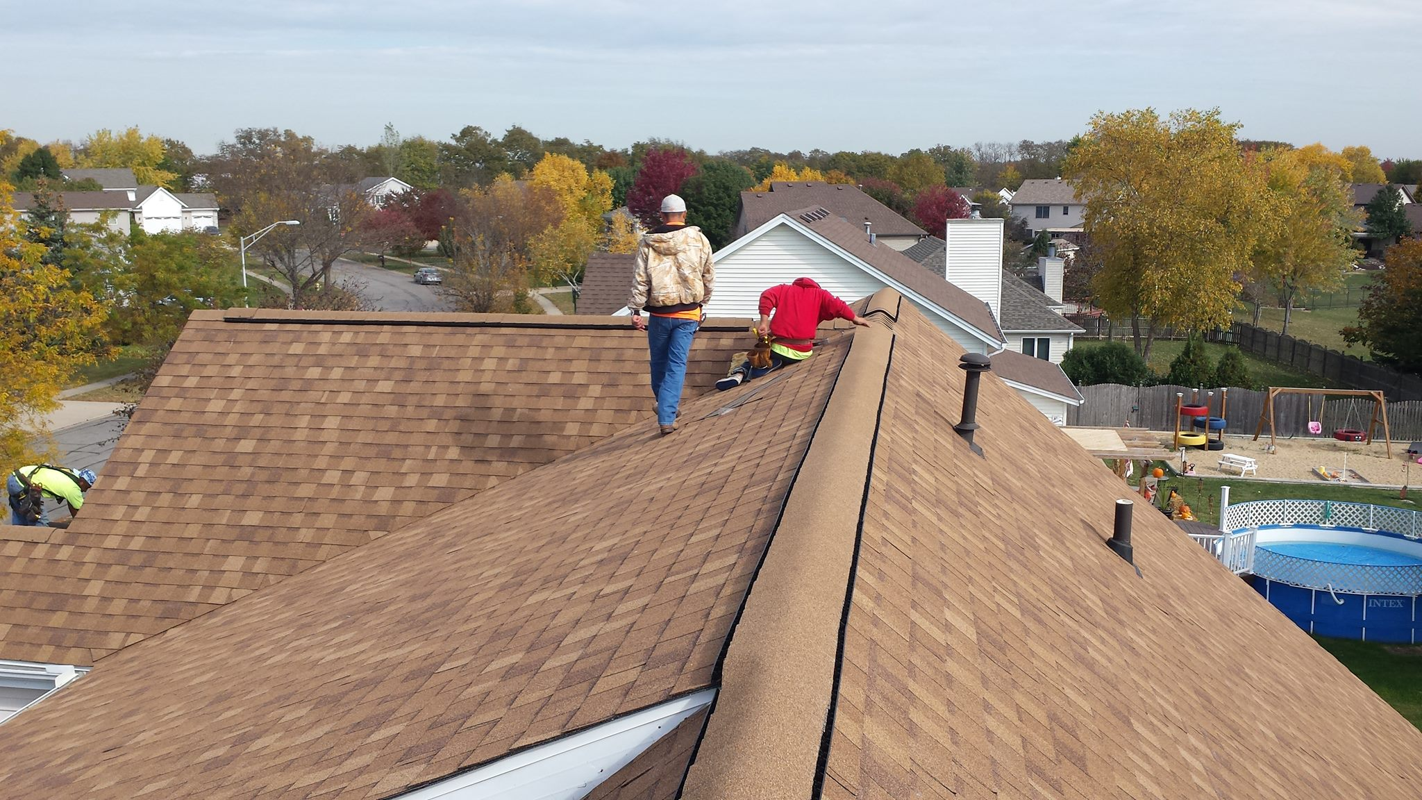 Naperville il roofing