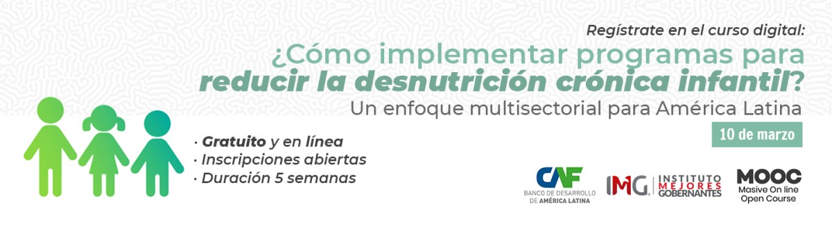Invitación Curso CAF - Alianza Curso Banco Desarrollo para América Latina y el Instituto Mejores Gobernantes AC