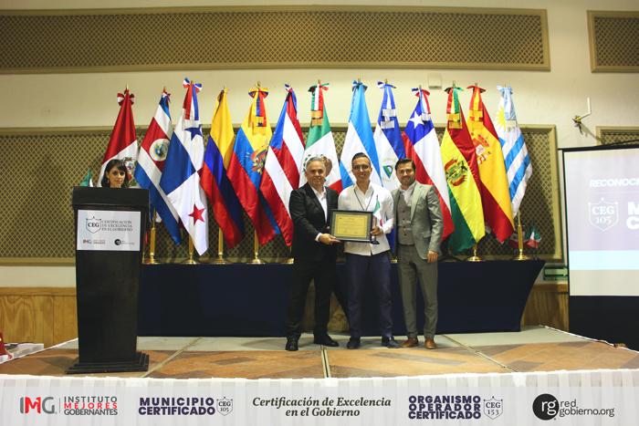 Certificaciones SEP Centro de Evaluación del Instituto Mejores Gobernantes AC Secretaría de Educación Pública de México Red Conocer Galo Limón