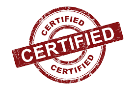 Getting Certified: 5 Reasons Why It's Important