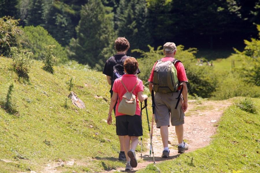 Manmade trails