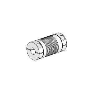 Helical Flexible Shaft Coupling U-Joints
