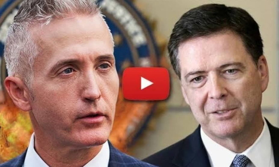 Trey Gowdey goes SAVAGE at Comey for his hypocritical Apology
