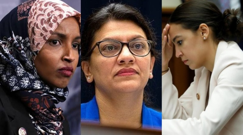 Ilhan Omar, AOC & Rashid Tlaib fall short of Fund support from their Constituency