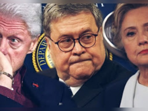 Fear Grips Clinton over A.G Barr's Concrete Statement on Esptein's Suppose Suicide