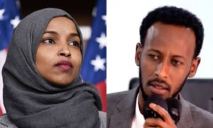 Rep. Ilhan Omar get Triggered by Husband, See what she did