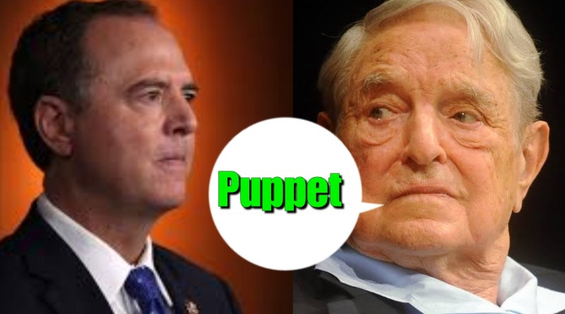 Major Bombshell leaks Exposes Adam Schiff is George Soros Puppet