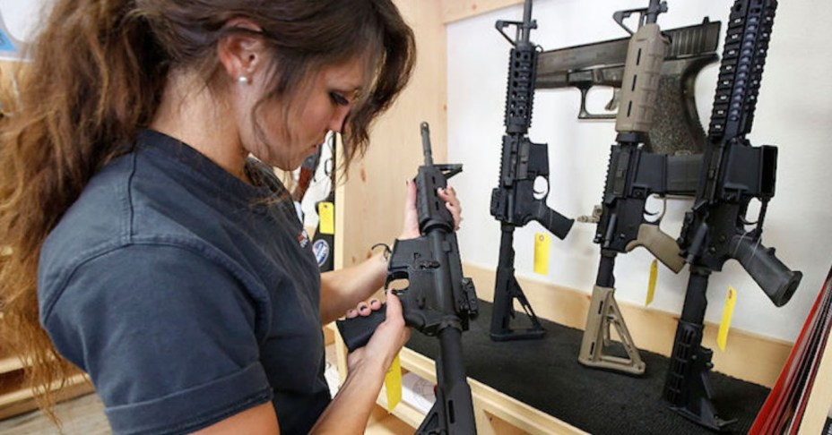 Female gun owners explains why the AR-15 is best suited