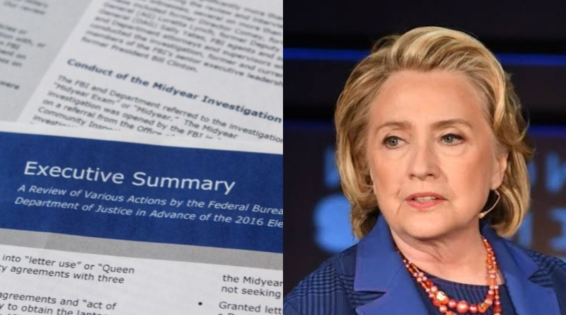 Newly obtained evidence shows FBI's special Accommodation of Clinton Email witnesses