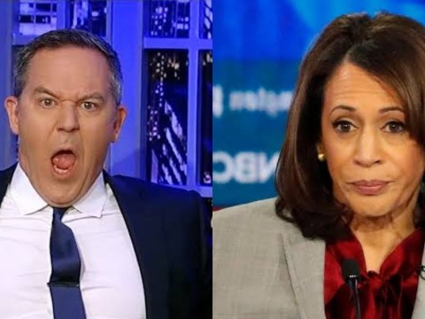 """The Elephant has fallen"" Gutfeld Rips on Kamala Harris"