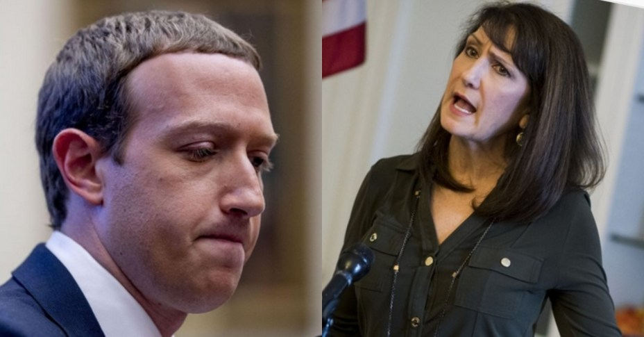 Facebook Bent the knee and Begs Democrats for forgiveness after taking down video of Dem Rep.