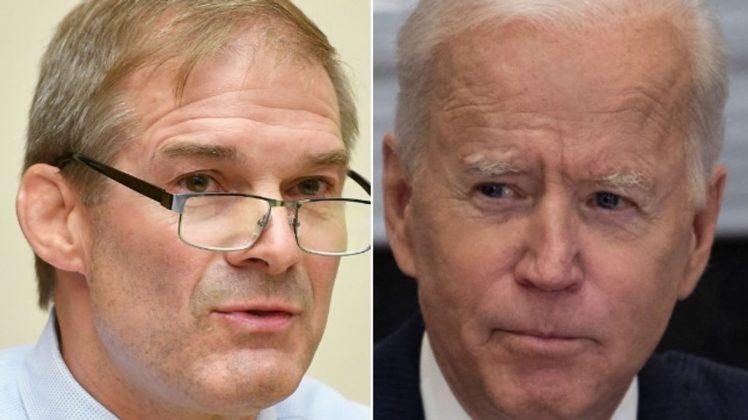 BREAKING! Jim Jordan Demands the Resignation & Prosecution of Joe Biden