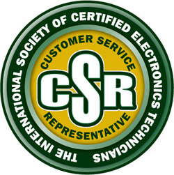 Certified Customer Service Representative