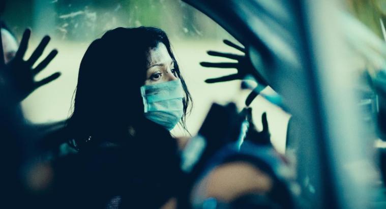 The Hive Kathryn Prescott