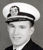 Ensign Donald J. Widing