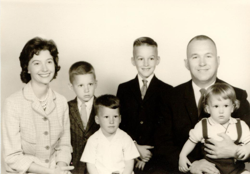 In loving memory of Donald J. Widing, our founder, leader and Dad