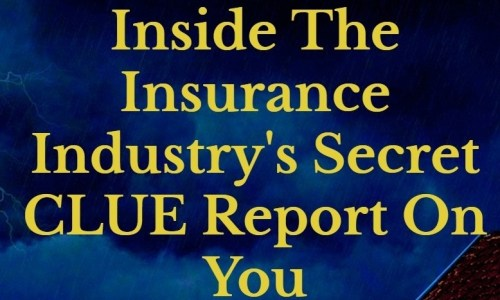 Inside The Insurance Industry's Secret Report On You