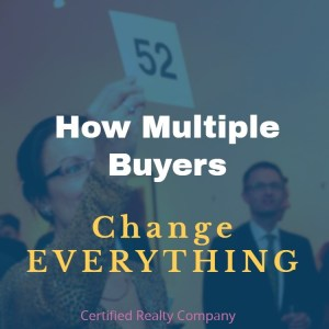 How Multiple Buyer Change Everything