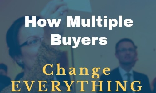 How Multiple Buyers Change Everything