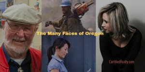 The Many Faces of Oregon