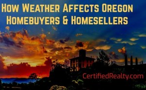 How Weather Affects Homebuyers & Homesellers