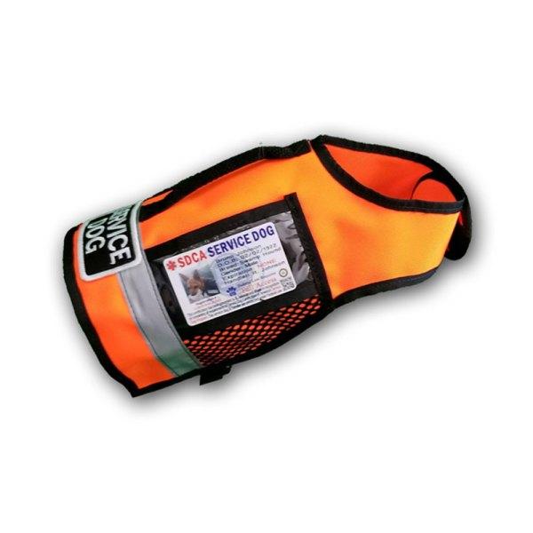 Sport Utility Service Dog Vest