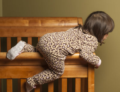 choosing baby's first bed