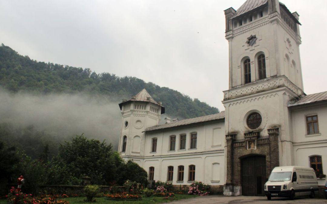 Tismana Monastery (2014)