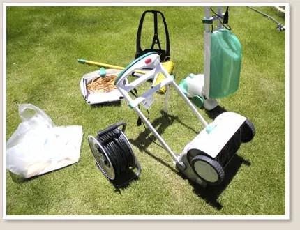 芝刈り機一式