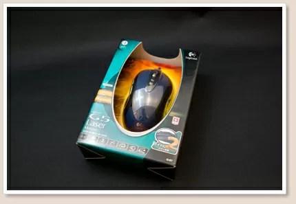Logicool G5 レーザーマウス