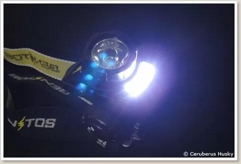 LED1灯点灯