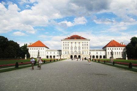 Palacio de Nymphenburg en Munich, Alemania