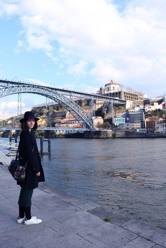 Guia de viaje: que ver y hacer en Oporto, Puente de Luis I sobre el rio Duero
