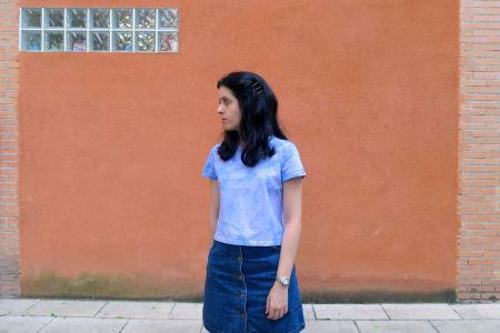 DIY: como hacer una camiseta tie dye
