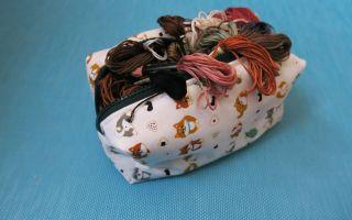 DIY: como hacer un neceser valisette