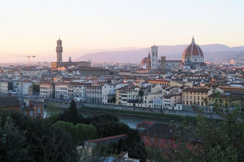 Guía de viaje: Florencia