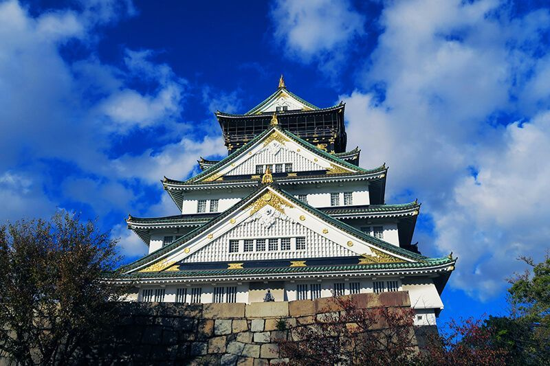 Guia de viaje: Osaka - Castillo