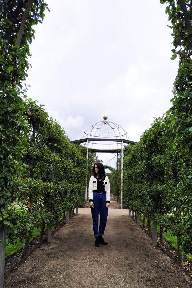 Jardines del Rey en Copenhague, Dinamarca