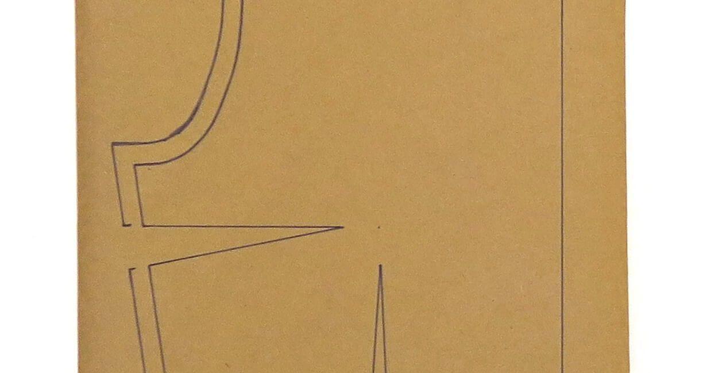 Tutorial patronaje: cómo dar márgenes de costura a un patrón