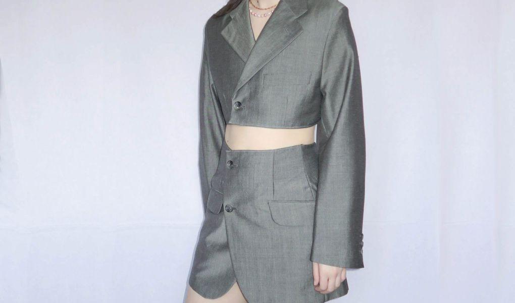 Tutorial reciclaje ropa: DIY traje a partir de americana