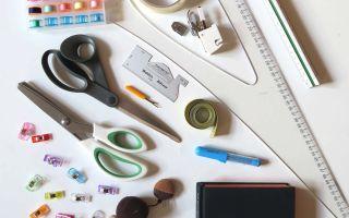 Las mejores herramientas de patronaje y costura