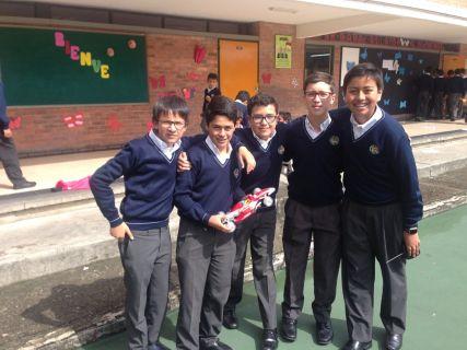 equipo ganador 7C