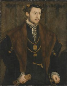 Albrecht V de Bavaria