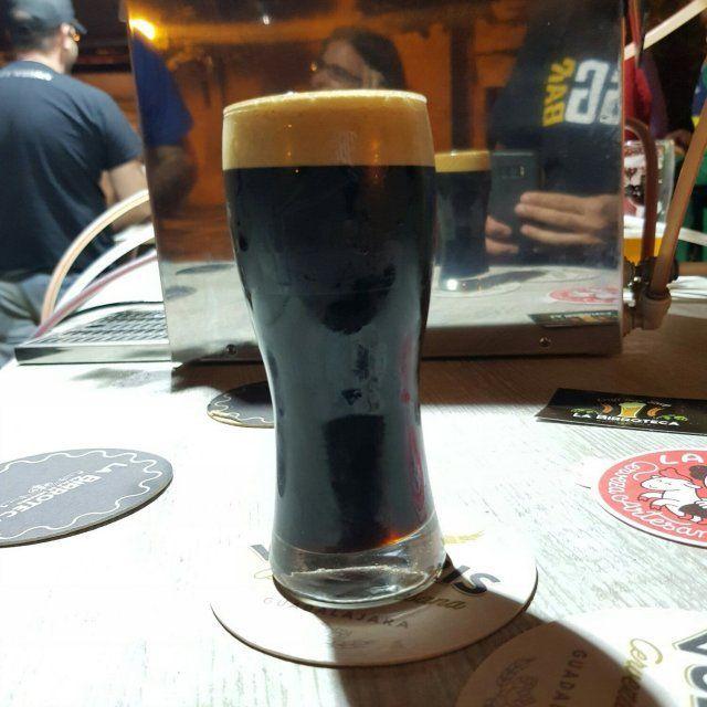 asura yria en Cervezarte