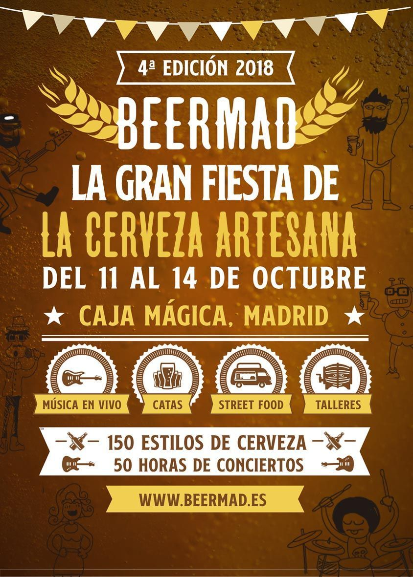 Beermad IV Edición